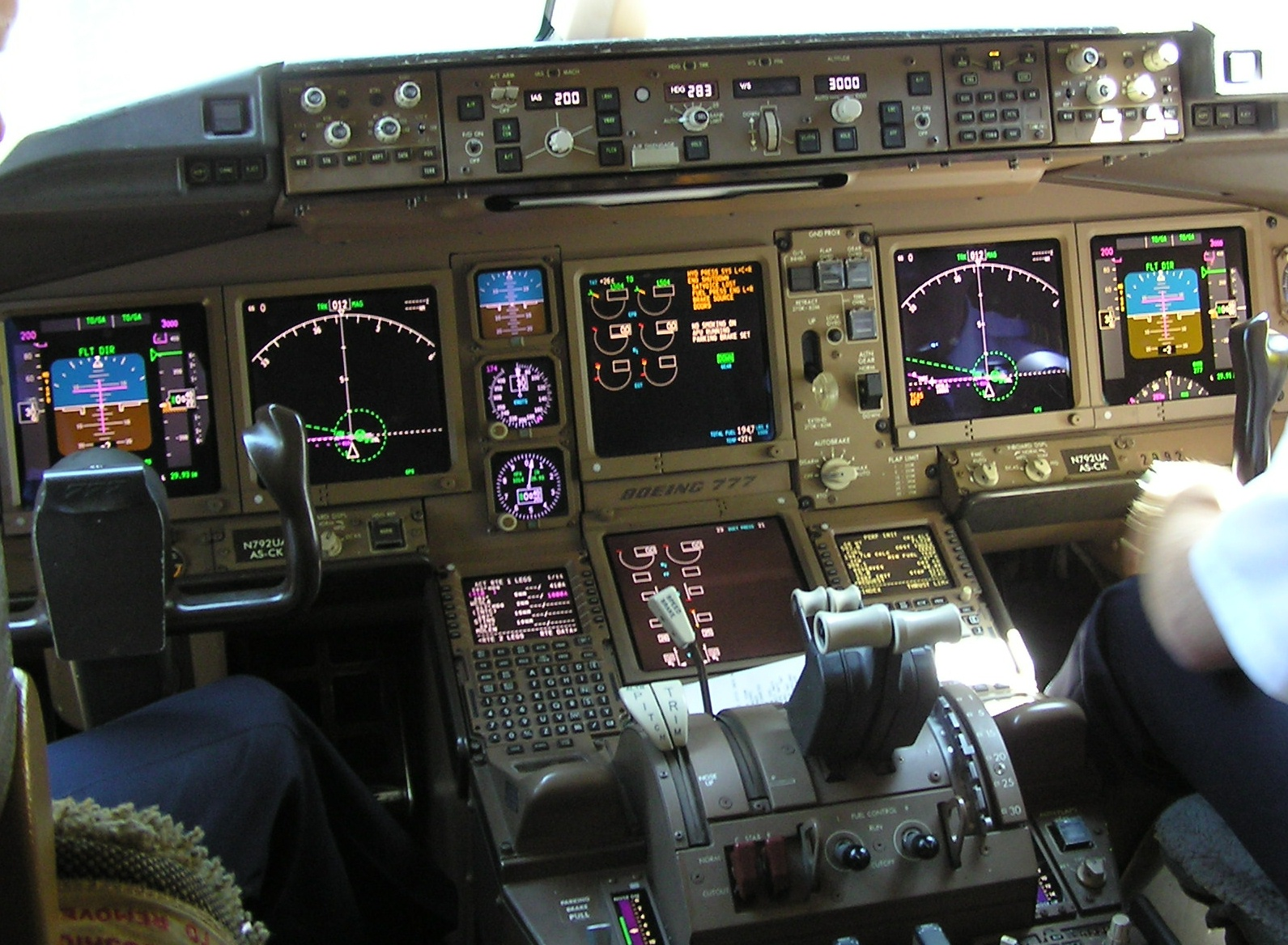 Space Shuttle Avionics (page 2) - Pics about space